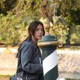 Adèle Exarchopoulos - Arrivées au Lido lors de la 77ème édition du Festival international du film de Venise, la Mostra. Le 4 septembre 2020