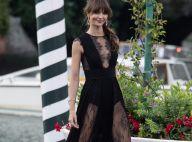 Annabelle Belmondo : Canon en robe transparente à la Mostra de Venise