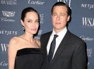 Brad Pitt en guerre contre Angelina Jolie : la garde des enfants encore en jeu...