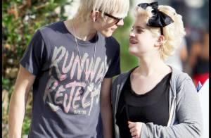 Kelly Osbourne et son amoureux : pas de mariage en vue, mais de l'amour et de la rigolade... à gogo !