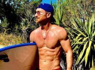 David Guetta : Torse nu et musclé au soleil, le DJ de 52 ans impressionne
