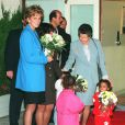Anne-Aymone Giscard d'Estaing et Lady Diana
