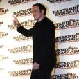 Quentin Tarantino à la première italienne d' Inglorious Basterds  !