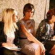 Victoria Beckham à la Fashion Week à Londres le 22/09/09