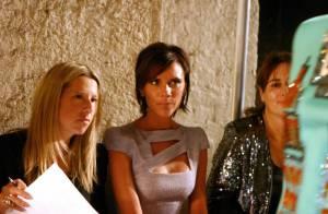 Victoria Beckham a encore volé la vedette aux tops ! Normal... elle est parfaite !
