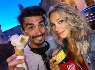 Marion Rousse : Câline avec son chéri Julian Alaphilippe après le Tour