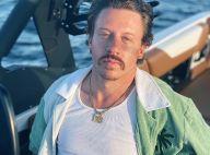 Macklemore : Bouclettes et moustache, le rappeur dévoile son nouveau look