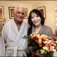 Info du 23 septembre 2020 ( Décès de Juliette Greco à l'âge de 93 ans) -Ici avec Jean-Claude Brialy, qui fait la cloture du festival de Ramatuelle en 2005.