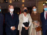Caroline de Monaco enfin de retour : soirée musicale avec Albert et Beatrice