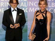 Johnny Depp, Sienna Miller, Sting... Pléiade de stars écolos à Monaco