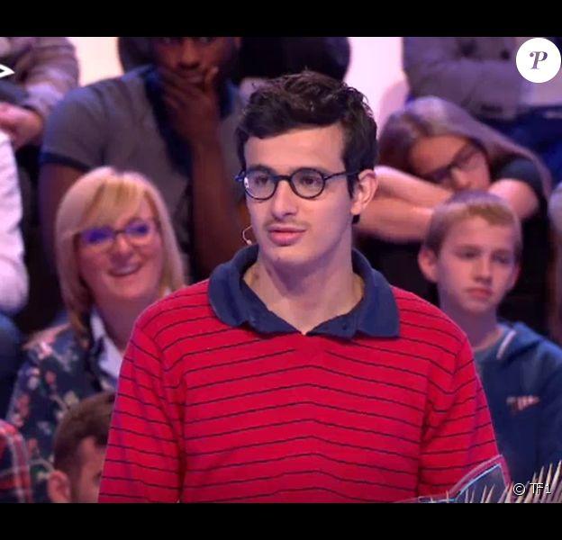"""Paul et sa famille dans """"Les 12 Coups de midi"""" sur TF1"""