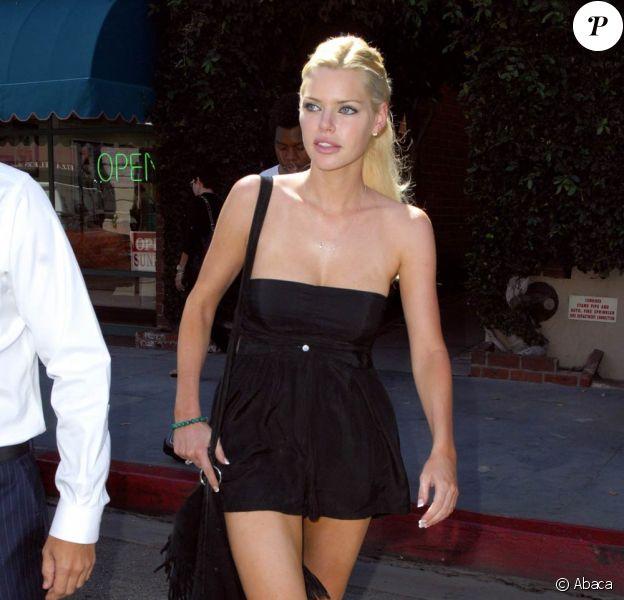 Sophie Monk à Beverly Hills, le 23 septembre 2009