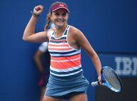 Clara Burel fait sensation à Roland-Garros : la Bretonne de 19 ans revient de loin
