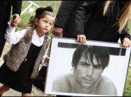 Obsèques de Filip Nikolic : sa compagne, sa petite fille, sa mère effondrée, Adel et Frank des 2Be3... Ils lui ont tous dit adieu...