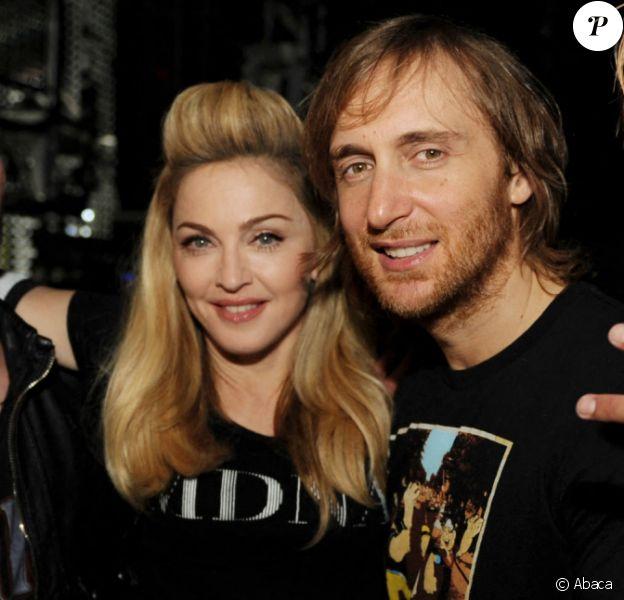 Justice, Madonna, David Guetta, Avicii au Ultra Music Festival 2012 à Miami.