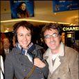 François Cluzet et Valérie Bonneton - Archives 1987