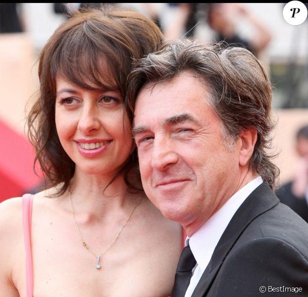 François Cluzet et Valérie Bonneton - Archives Festival de Cannes