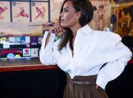 Amel Bent lookée face à Carla Bruni, parterre de stars au Psychodon
