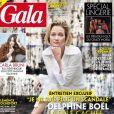 """Couverture du magazine """"Gala"""" du 8 octobre 2020"""