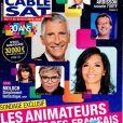 "Magazine ""Télé Câble Sat"", en kiosques lundi 12 octobre 2020."