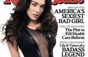 Megan Fox vous offre son corps sous toutes les coutures... Regardez !