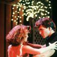 Patrick Swayze et Jennifer Grey, héros du film Dirty Dancing.