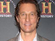 Matthew McConaughey victime de chantage sexuel : agressé à 15 ans, il raconte