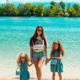 Alexandra (Koh-Lanta) et ses filles sur Instagram