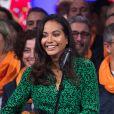 Vaimalama Chaves - Deuxième jour de la 33ème édition du Téléthon au Parc de la Villette à Paris le 7 décembre 2019. © Tiziano Da Silva/Bestimage