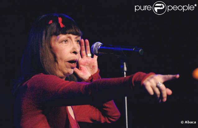 Brigitte Fontaine sort son nouvel album le 5 octobre