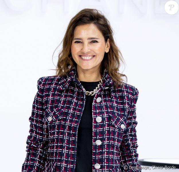 Virginie Ledoyen - Photocall - Défilé Chanel collection prêt-à-porter Automne/Hiver 2020-2021 lors de la Fashion Week à Paris © Olivier Borde/Bestimage