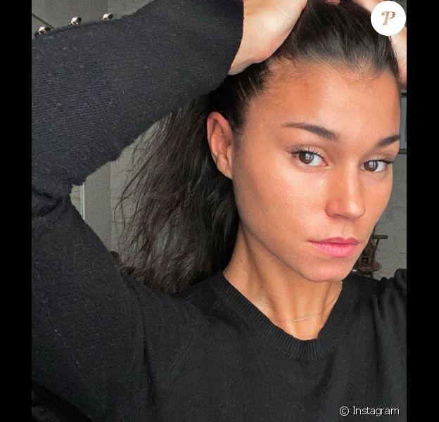 """Inès Loucif, ex-candidate de """"Koh-Lanta""""."""