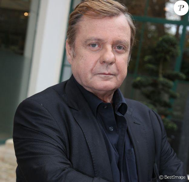 """Jacques Spiesser - Arrivées des people à l'émission """"Vivement Dimanche"""" à Paris."""