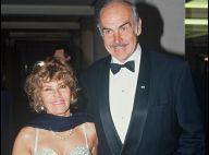 Sean Connery et sa femme Micheline touchants : cette belle photo prise pour leurs 45 ans de mariage