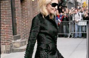 Madonna : entre se remarier ou se faire broyer par un train... elle vous montre qu'elle a tranché dans le vif !