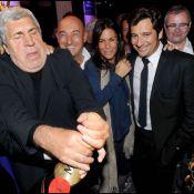 Quand Jean-Pierre Castaldi paye le champagne à Astrid Veillon, Laurent Gerra... c'est toute une Aventure !
