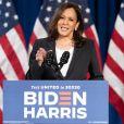 Le candidat démocrate Joe Biden et sa colistière Kamala Harris font campagne pour l'élection présidentielle américaine.