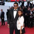 Sindika Dokolo et sa fille au Festival de Cannes en mai 2015.