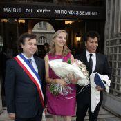 Igor Bogdanoff s'est marié... et s'apprête à faire la fête avec l'ex de Carla Bruni !