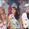 Rachel Legrain-Trapani a été élue Miss France 2007 le 9 décembre 2006. © Jean-Louis Macault