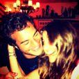 Amir et sa femme Lital - Archives Instagram.