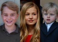 George, Leonor, Jacques de Monaco... Ces futurs rois et reines qui ont bien grandi
