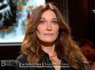 "Carla Bruni ""palpe"" Nicolas Sarkozy : la blague osée de Roselyne Bachelot"