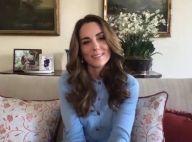 Kate Middleton porte déjà des boucles d'oreilles de Noël, avec style !