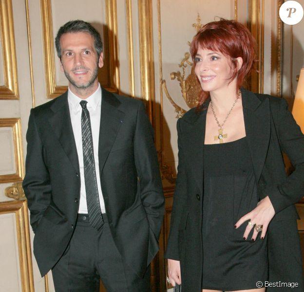 Mylène Farmer et Benoît Di Sabatino - Archives