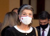 Caroline de Monaco dévoile ses cheveux gris : la princesse s'illustre au palais