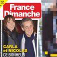 """Une de """"France Dimanche"""" en date du 20 novembre 2020."""
