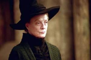 Maggie Smith, Minerva McGonagall de