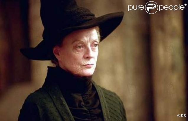 Maggie Smith, de la saga  Harry Potter , se confie quant à son combat contre le cancer...