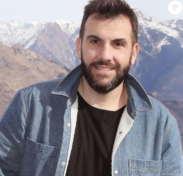 Laurent Ournac lors du 22ème Festival des créations télévisuelles de Luchon, France © Patrick Bernard/Bestimage